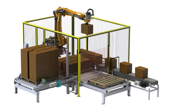 Tertiary Packaging Machinery